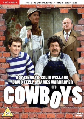Cowboys: Round off Series 1 [Region 2]