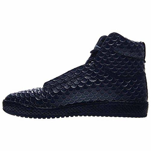 Adidas Originals Mens Topp Tio Hi Basketsko Blå