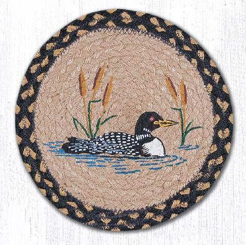 Earth Rugs TS-043LC Set of Trivets, 10''x10'', Black by Earth Rugs