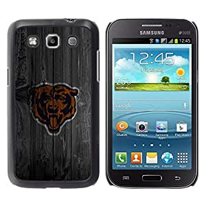 Impact Case Cover with Art Pattern Designs FOR Samsung Galaxy Win I8550 Chicago Bear Football Betty shop