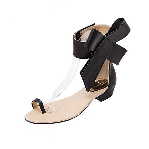 9c8de7589941 Amazon.com  Women Flat Sandals