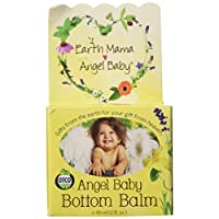 Angel Baby Bottom Balm Natural Cloth Diaper Cream (2 Fl. Oz.)