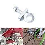 4pcs Bike Chain Tensioner Adjusters For Fixed Gears Single Speed Track Bicycles