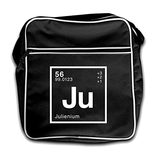 Red Flight Bag Dressdown Retro Periodic Julie Element Black gYwwxqU64S