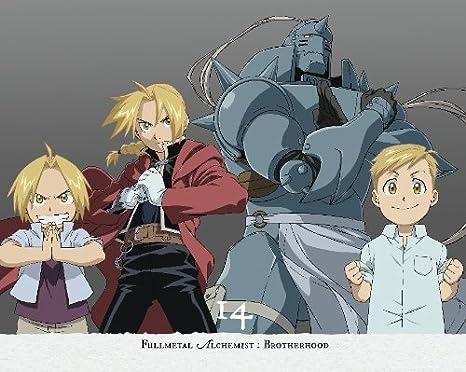 Fullmetal Alchemist: Brotherhood - Part 4 Reino Unido DVD: Amazon.es: Cine y Series TV