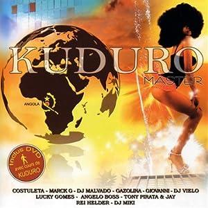 """Afficher """"Kuduro Master (16 titres)"""""""