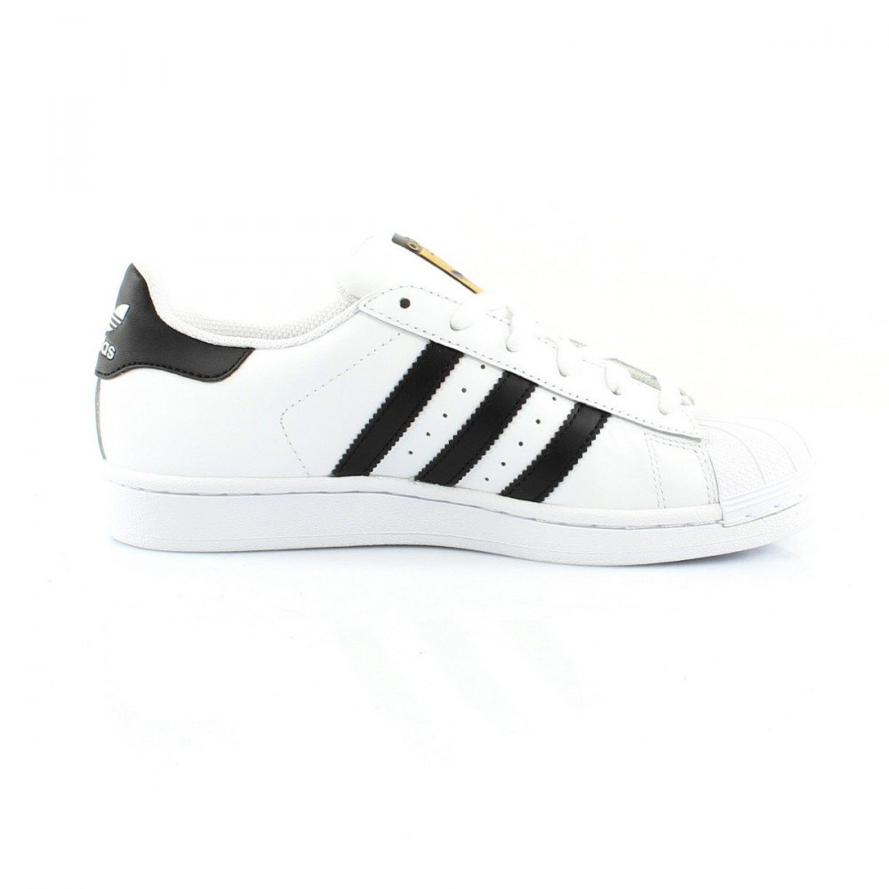 Bianco S81858 Superstar Classic Bianco 36 nero Sneakers Adidas TOZxPT
