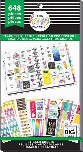 Amazon.com : Me & My Big Ideas PPSV-71-3048 Teachers Rule ...