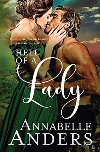 Hell of A Lady (Devilish Debutantes Book 4)