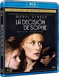 La Decisión De Sophie [Blu-ray]