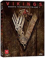 Vikings 4ª Temporada Vol 1 [Blu-Ray]
