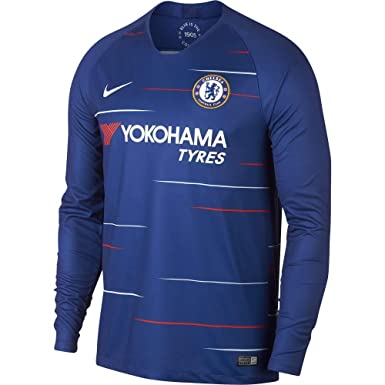 promo code 25bad 841f8 Nike Men's Chelsea Fc Stadium Home Long Sleeve Top