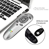 Air Mouse, Remote Mouse, 2.4G 6D Wireless Air Mouse
