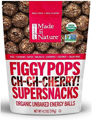 Dried Fruit & Raisins: Made in Nature Figgy Pop