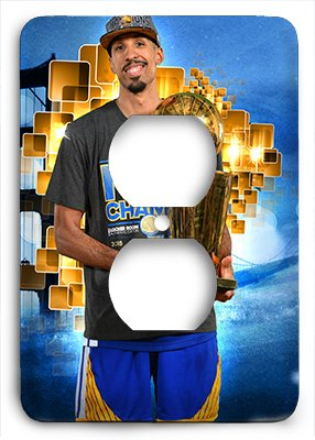 Shaun Livingston Champion Golden State Warriros Outlet Cover]()