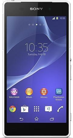 Sony Xperia Z2 16GB 4G Color blanco: Amazon.es: Electrónica