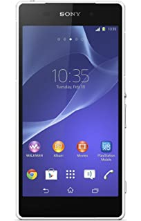 Sony Xperia Z2 16GB 4G Color blanco - Smartphone (13,21 cm (5.2