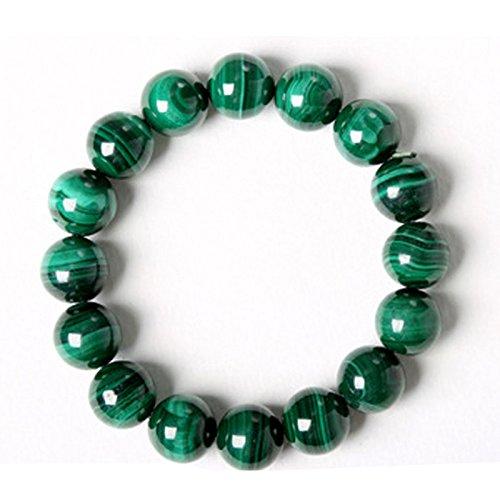 LIANTSH Natural Stone Chakra Bracelets Charm Quartz Malachite Women Fashion Jewelry Handmade DIY HOT Beads Jewelry