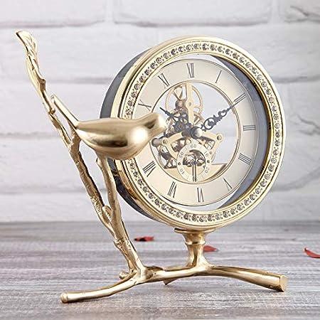 Reloj de mesa de escritorio, relojes de repisa con estilo ...