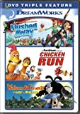 Flushed Away / Chicken Run / Wallace & Gromit Triple Feature