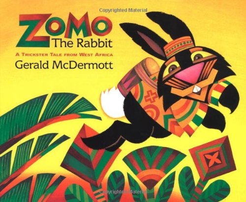 Zomo the Rabbit: A Trickster Tale from West Africa by Harcourt Children's Books