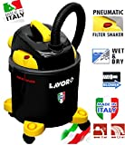 NEW LAVOR VAC18 PLUS WET & DRY AND BLOWER VACUUM VAC CLEANER INDUSTRIAL 18LTR 1200W 230V