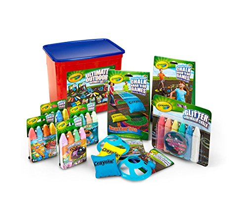 Crayola Ultimate Outdoor Activity Set Outdoor Toys And Games
