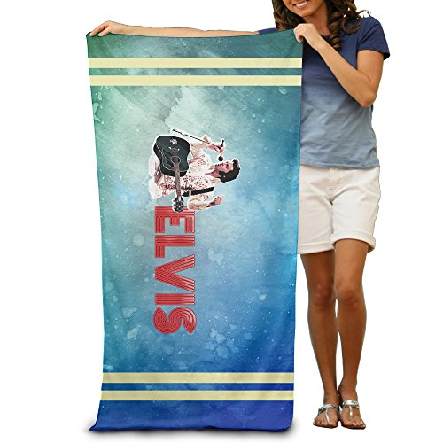 Amone Elvis Presley Adult Colorful Beach Or Pool Bath Towel 3251 Inches