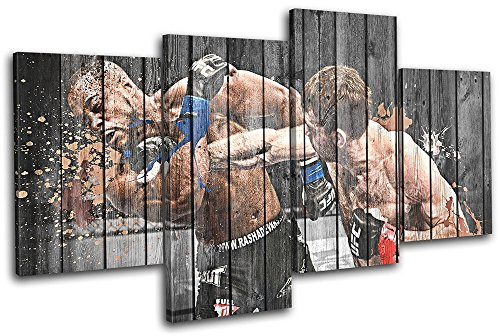 Bold Bloc Design - MMA UFC Rashad Evans Sports 200x113cm, used for sale  Delivered anywhere in USA