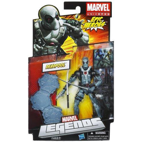 Marvel Legends Epic Heroes Deadpool 6-Inch Scale Action Figure