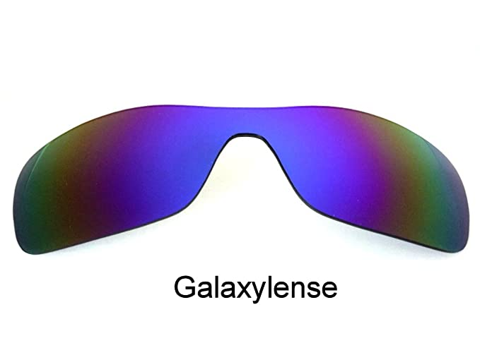 f9bc7f0a7d Amazon.com  Galaxy Replacement Lenses for Oakley Antix Blue Color ...