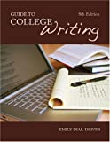 Guide to College Writing - DialDriver, DialDriver, 1602501521