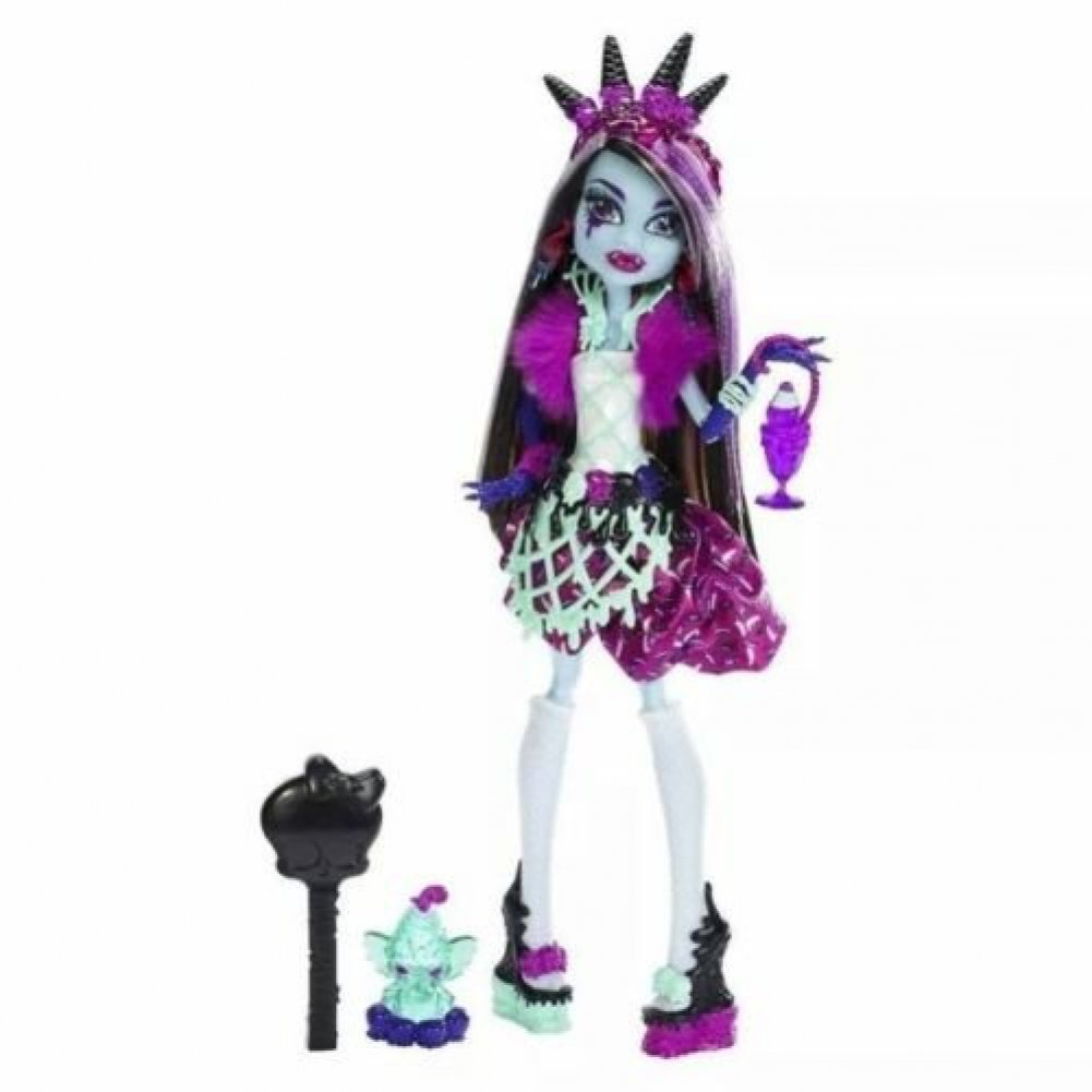 Uncategorized Monster High Abby amazon com monster high sweet screams abbey bominable toys games