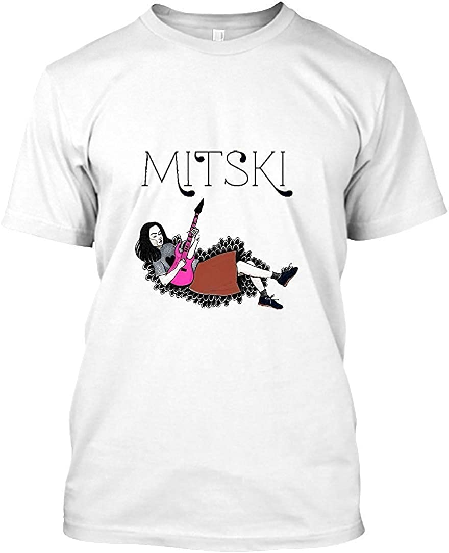 amazon com shopee t custom tee mitski north american tour icon 9 unisex mens fashion t shirt clothing amazon com