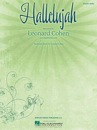 Solo Sheet Music (Leonard Cohen - Hallelujah Piano Solo Sheet Music)