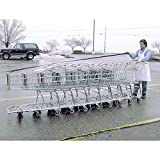 Shopping Cart Control Rope Case of 6