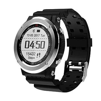 FJTYG Reloj con GPS Reloj Deportivo Smartwatch Soporte ...