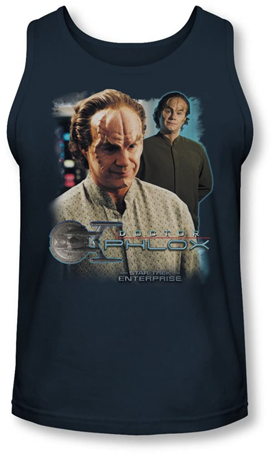 Star Trek - Mens Doctor Phlox Tank-Top