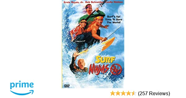 Amazon.com: Surf Ninjas: Dan Gordon, Evzen Kolar, Kevin ...
