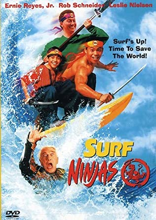 Amazon.com: Surf Ninjas: Dan Gordon, Evzen Kolar, Kevin ...