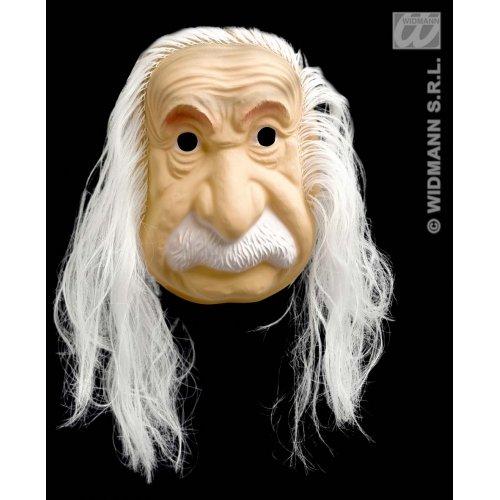 Einstein Masks With Hair Halloween Party Masks Eyemasks & Disguises For
