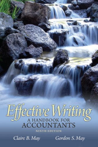Effective Writing: A Handbook for Accountants, 9th Edition by Pearson