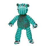KONG Floppy Knots Hippo, Dog Toy, Medium/Large