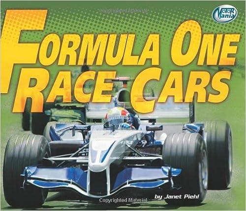 Descarga gratuita de libros de textoFormula One Race Cars (Motor Mania) PDF ePub iBook