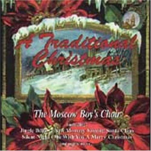 Traditional Christmas by Moscow Boys Choir (1996-09-10) (Boys Christmas Choir Moscow)