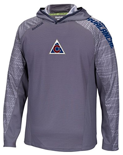Colorado Avalanche Nhl Light - Colorado Avalanche Reebok NHL 2016 Center Ice