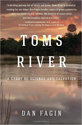 Image result for Tom's river book