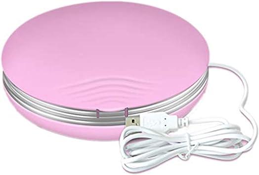 Caja de limpieza automática ultrasónica de lentes de contacto, 2ML 58KHz Mini Miopía Limpiador de lentes Limpiador ultrasónico,Pink: Amazon.es: Belleza