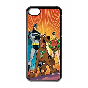 Custom High Quality WUCHAOGUI Phone case Funny Scooby Protective Case For Iphone 5c - Case-5