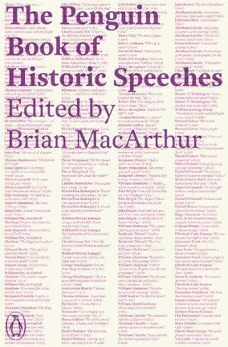 [D0wnl0ad] The Penguin Book of Historic Speeches [T.X.T]